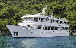 Yachtkreuzfahrt Kroatien – Perlen der südlichen Adria