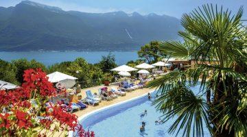 Campingurlaub am Gardasee