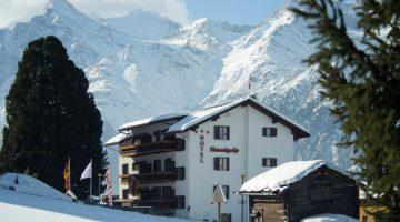 Skiurlaub über Weihnachten